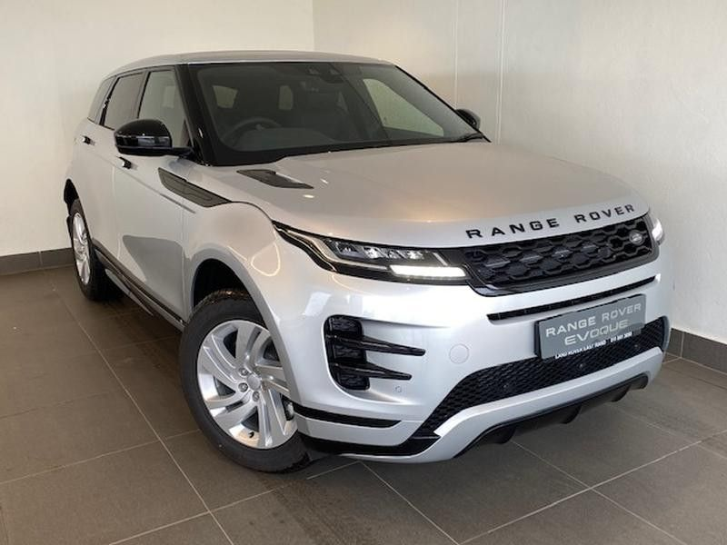 2020 Land Rover Evoque 2.0T S 183KW P250 Gauteng Johannesburg_0