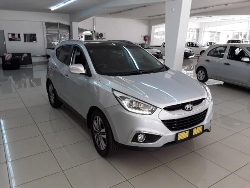 2014 Hyundai iX35 2.0 Elite Auto Free State Bloemfontein_0