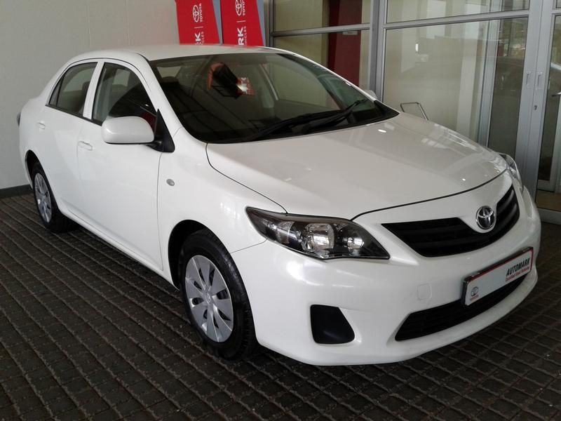 2019 Toyota Corolla Quest 1.6 Gauteng Rosettenville_0