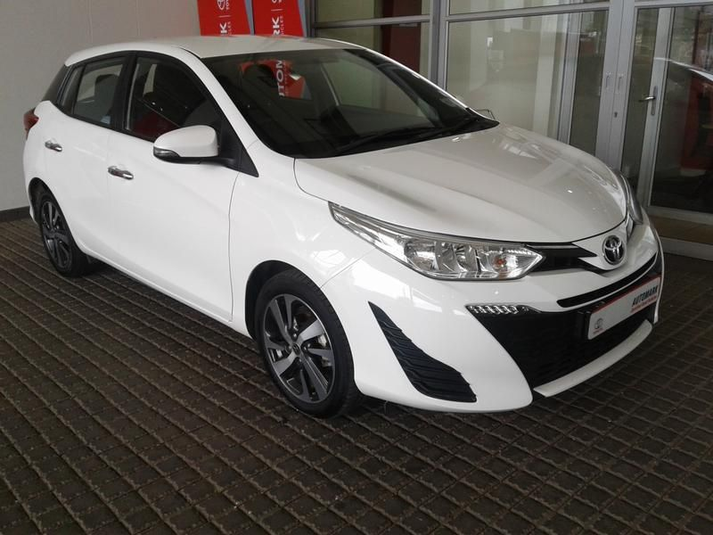 2018 Toyota Yaris 1.5 Xs 5-Door Gauteng Rosettenville_0