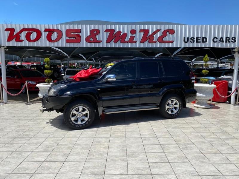 2008 Toyota Prado Vx 4.0 V6 At  Gauteng Vanderbijlpark_0