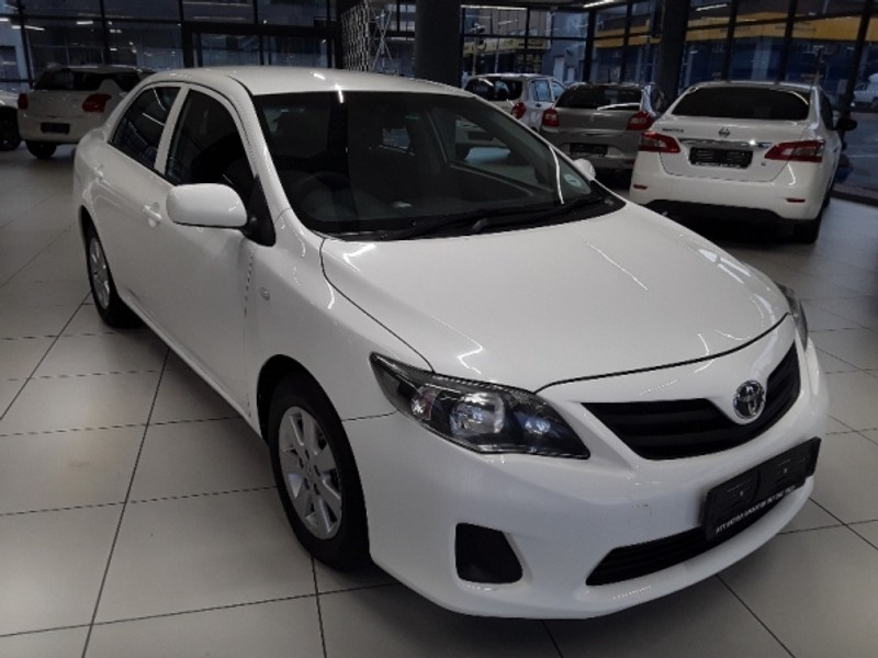 2017 Toyota Corolla Quest 1.6 Plus Free State Bloemfontein_0