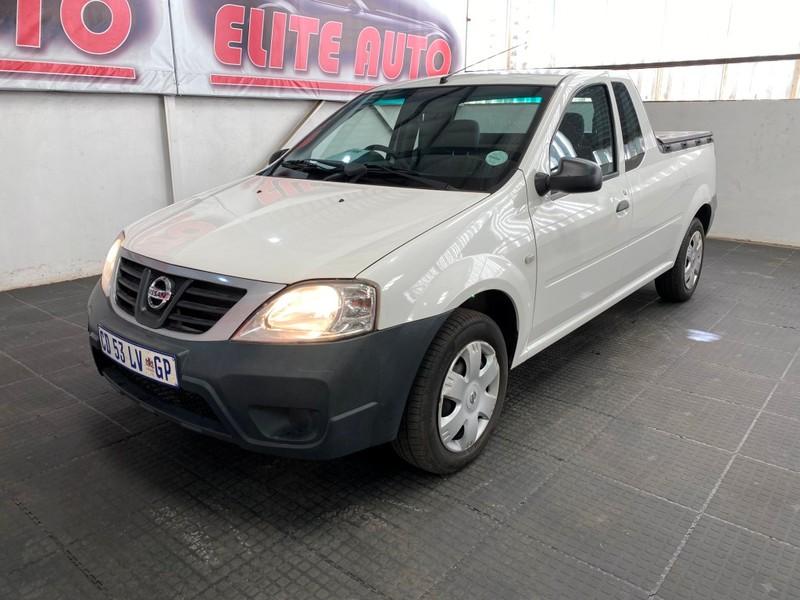 2012 Nissan NP200 1.5 Dci  Pu Sc  Gauteng Vereeniging_0