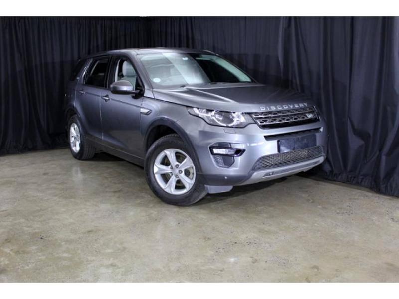 2016 Land Rover Discovery Sport Sport 2.2 SD4 SE Gauteng Centurion_0