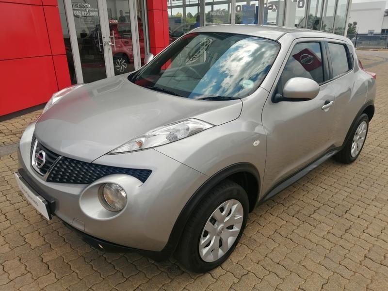 2012 Nissan Juke 1.6 Acenta  Gauteng Roodepoort_0