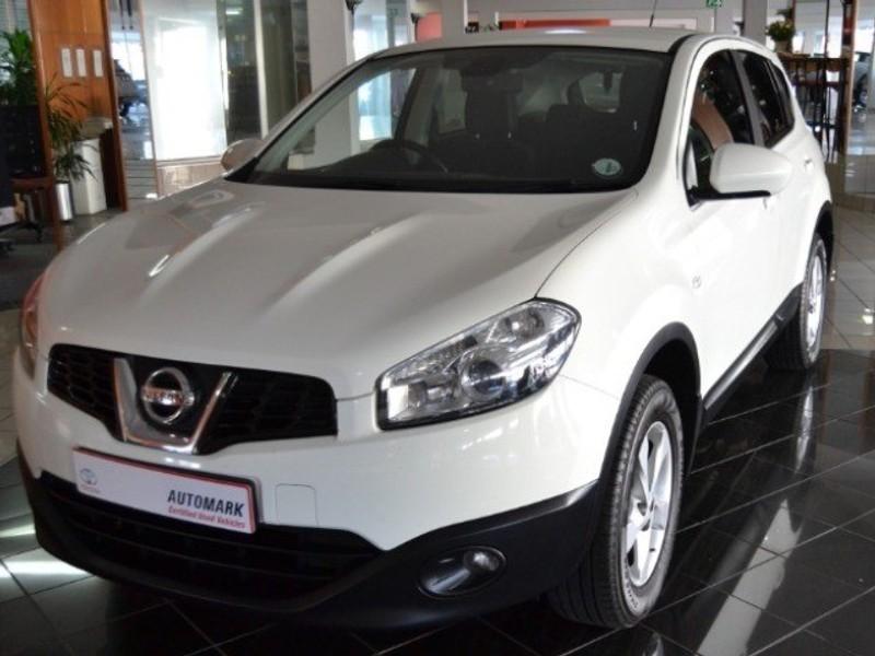 2013 Nissan Qashqai 1.6 Visia  Western Cape Tygervalley_0