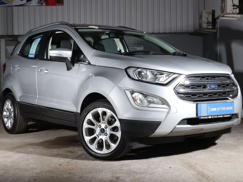 2019 Ford EcoSport 1.0 Ecoboost Titanium North West Province Klerksdorp_0