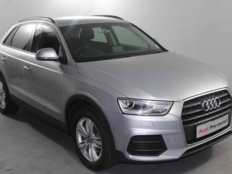 2016 Audi Q3 1.4T FSI Stronic 110KW Western Cape Cape Town_0