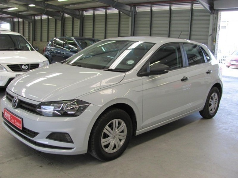 2019 Volkswagen Polo 1.0 TSI Trendline Western Cape Blackheath_0