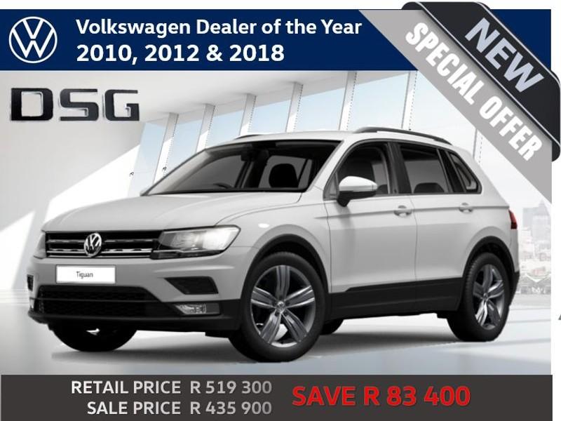 2020 Volkswagen Tiguan 1.4 TSI Trendline DSG 110KW Gauteng Johannesburg_0