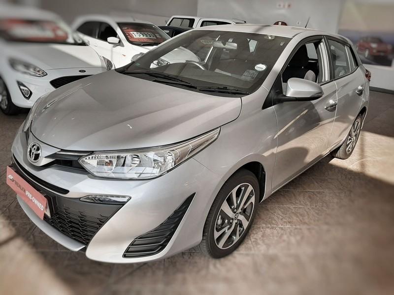 2018 Toyota Yaris 1.5 Xs 5-Door Gauteng Menlyn_0