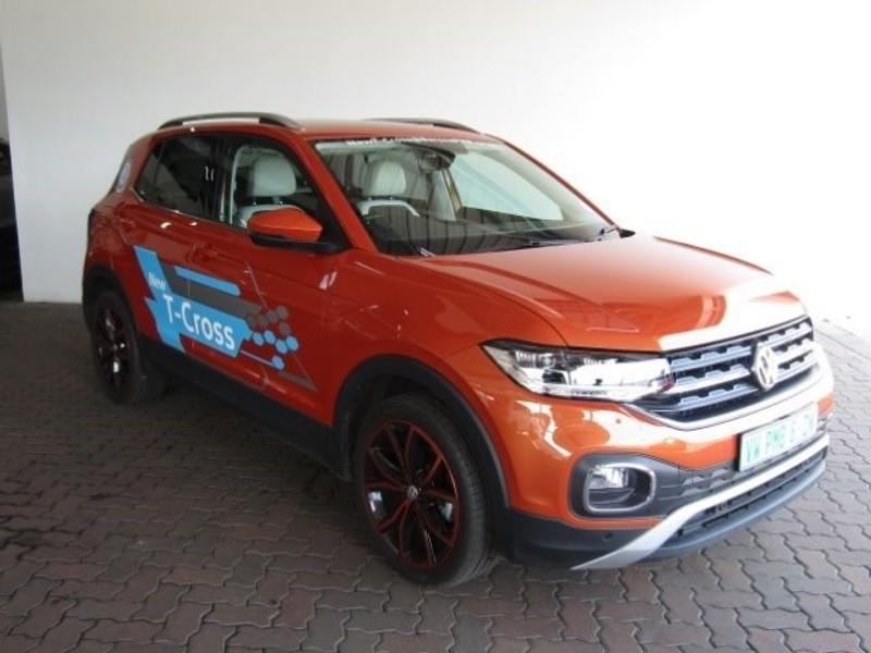 2019 Volkswagen T-Cross 1.0 TSI Highline DSG Kwazulu Natal Pietermaritzburg_0