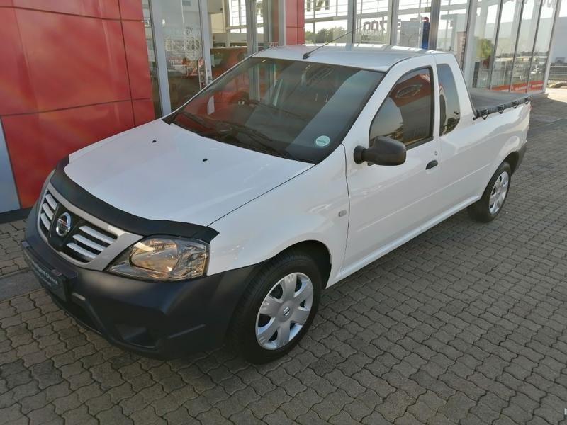 2018 Nissan NP200 1.6 Ac Pu Sc  Gauteng Roodepoort_0