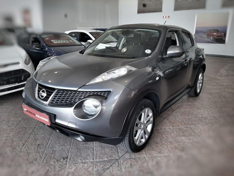 2014 Nissan Juke 1.6 Acenta   Gauteng Menlyn_0