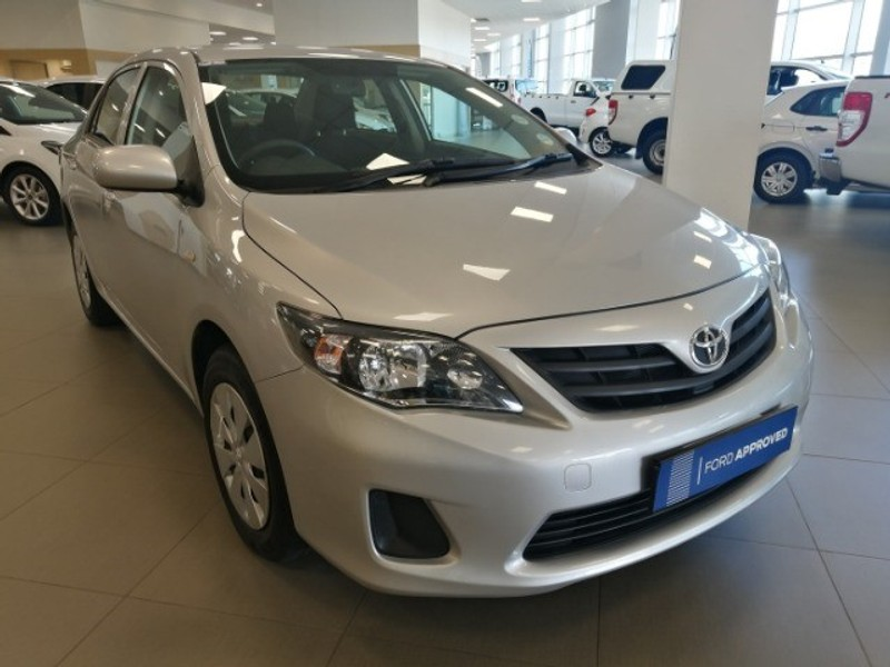 2019 Toyota Corolla Quest 1.6 Western Cape Tygervalley_0