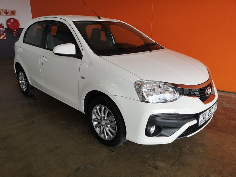 2019 Toyota Etios 1.5 Xs 5dr  Mpumalanga Secunda_0