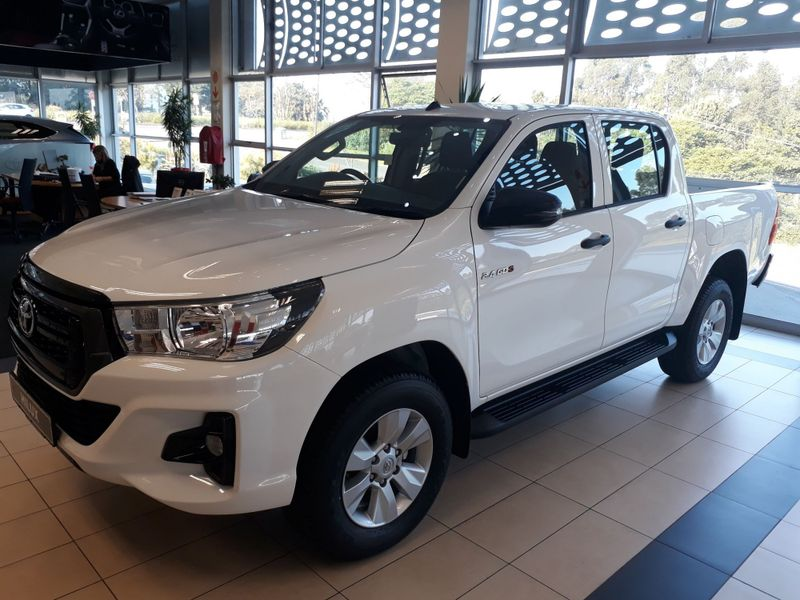 2020 Toyota Hilux 2.4 GD-6 RB SRX Auto Double Cab Bakkie Kwazulu Natal Hillcrest_0