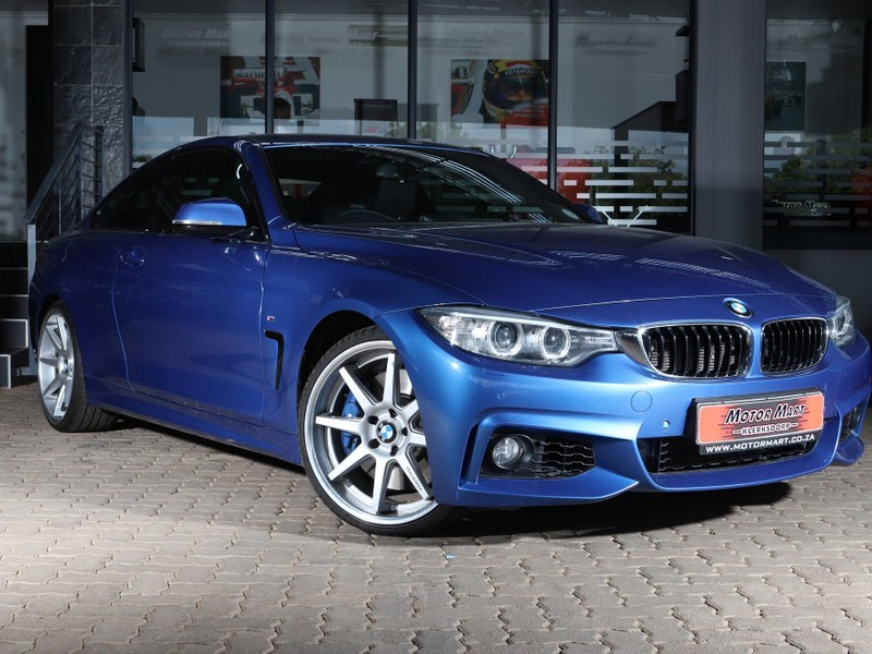 2014 BMW 4 Series 435i Coupe M Sport Auto North West Province Klerksdorp_0