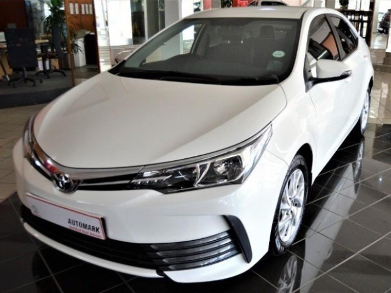 2019 Toyota Corolla 1.6 Prestige CVT Western Cape Tygervalley_0