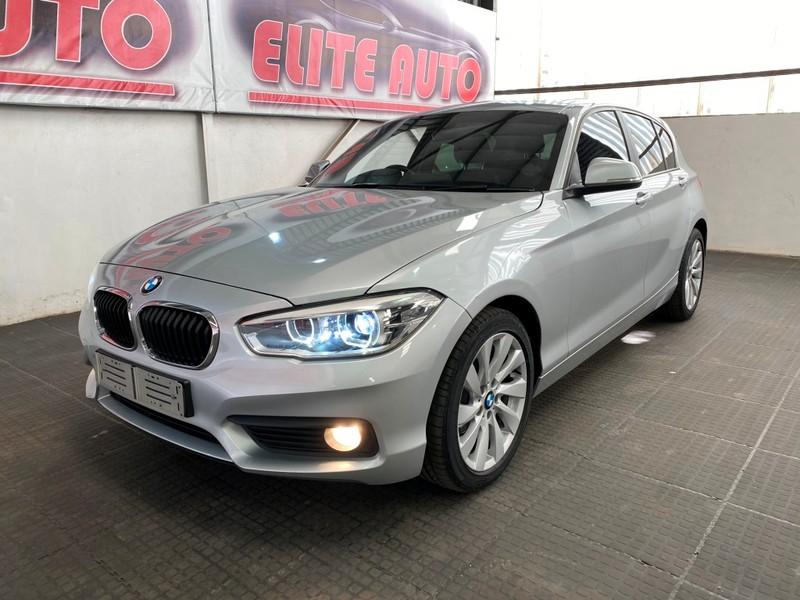 2016 BMW 1 Series 118i 5DR Auto f20 Gauteng Vereeniging_0