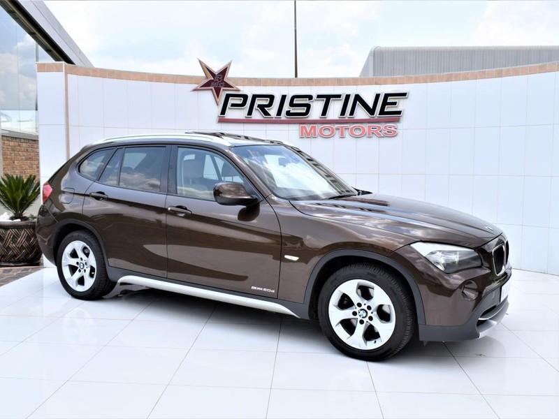 2010 BMW X1 Sdrive20d At  Gauteng De Deur_0