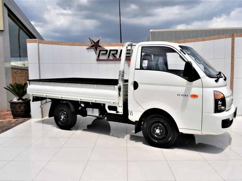 2020 Hyundai H100 Bakkie 2.6d Fc Ds  Gauteng De Deur_0