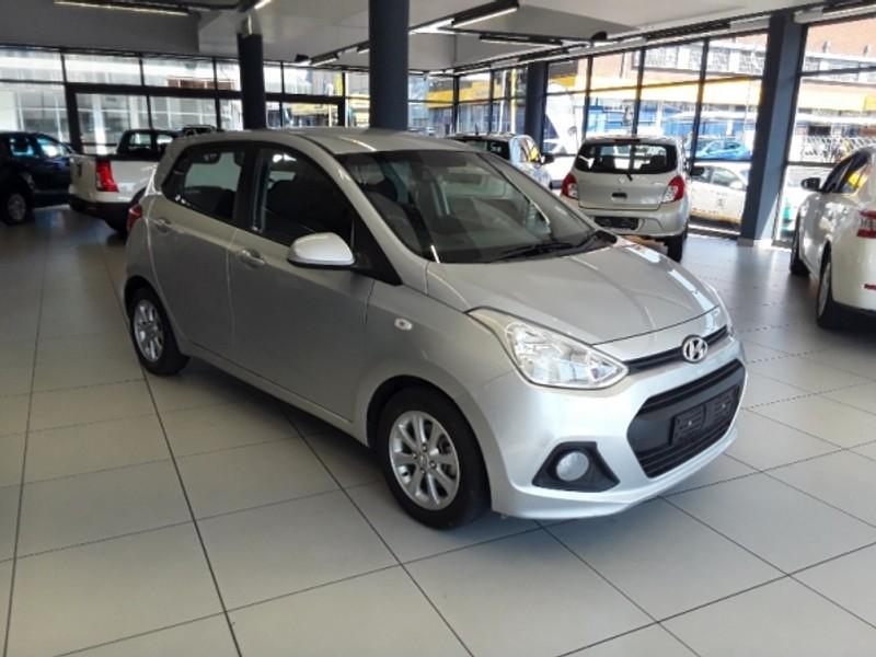 2016 Hyundai Grand i10 1.25 Motion Free State Bloemfontein_0