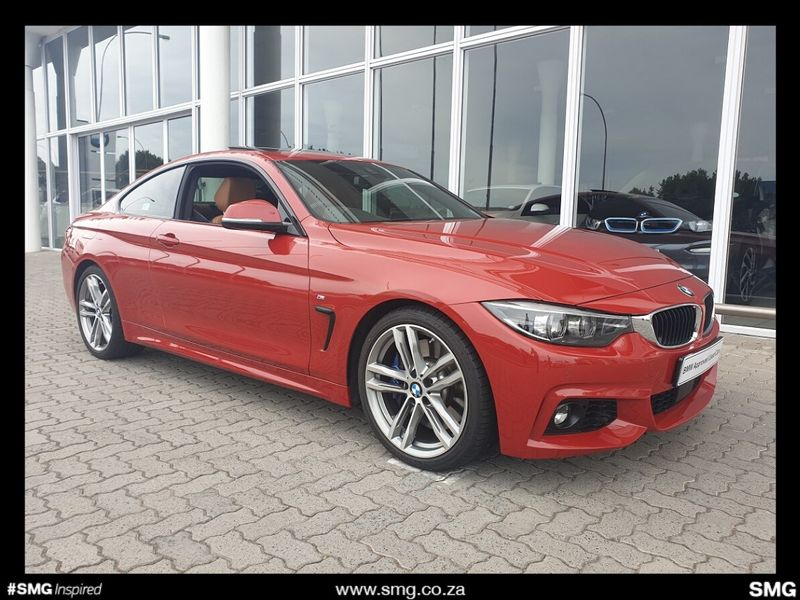 2018 BMW 4 Series 440i Coupe M Sport Auto Western Cape Tygervalley_0