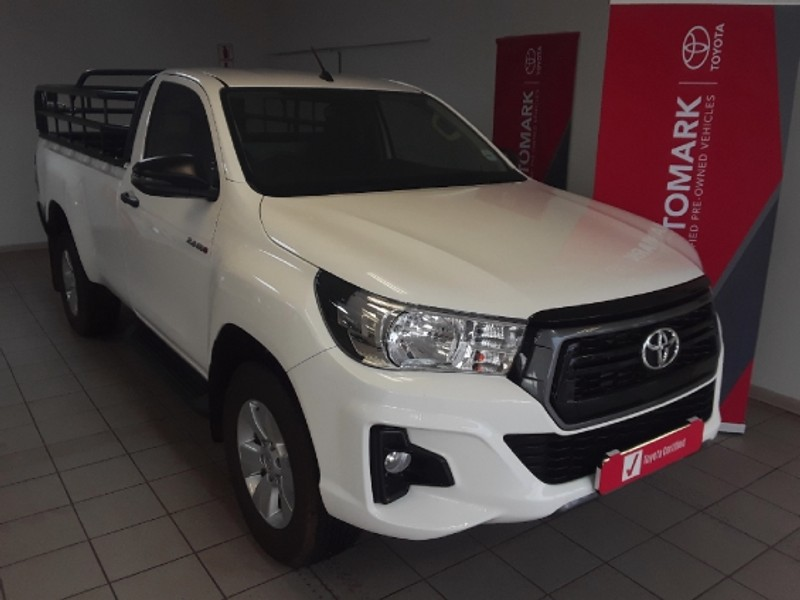 2019 Toyota Hilux 2.4 GD-6 RB SRX Single Cab Bakkie Northern Cape Postmasburg_0