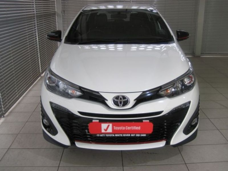 2020 Toyota Yaris 1.5 Sport 5-Door Mpumalanga White River_0