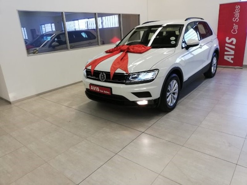 2018 Volkswagen Tiguan 1.4 TSI Trendline DSG 110KW Kwazulu Natal Pinetown_0