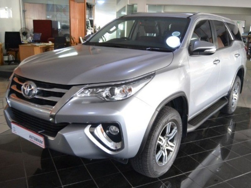 2016 Toyota Fortuner 2.8GD-6 RB Auto Western Cape Tygervalley_0