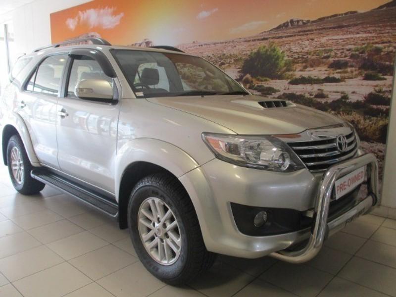 2011 Toyota Fortuner 2.5d-4d Rb  Gauteng Magalieskruin_0
