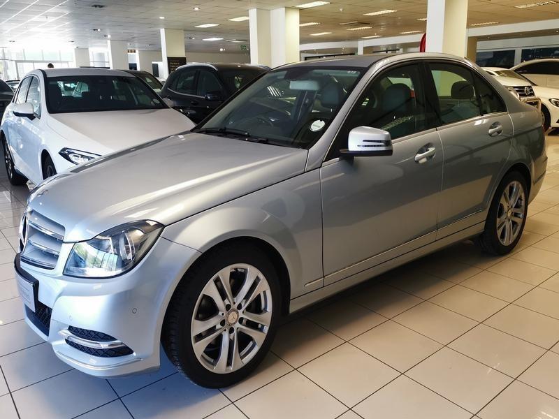 2013 Mercedes-Benz C-Class C200 Be Avantgarde At  Western Cape Cape Town_0