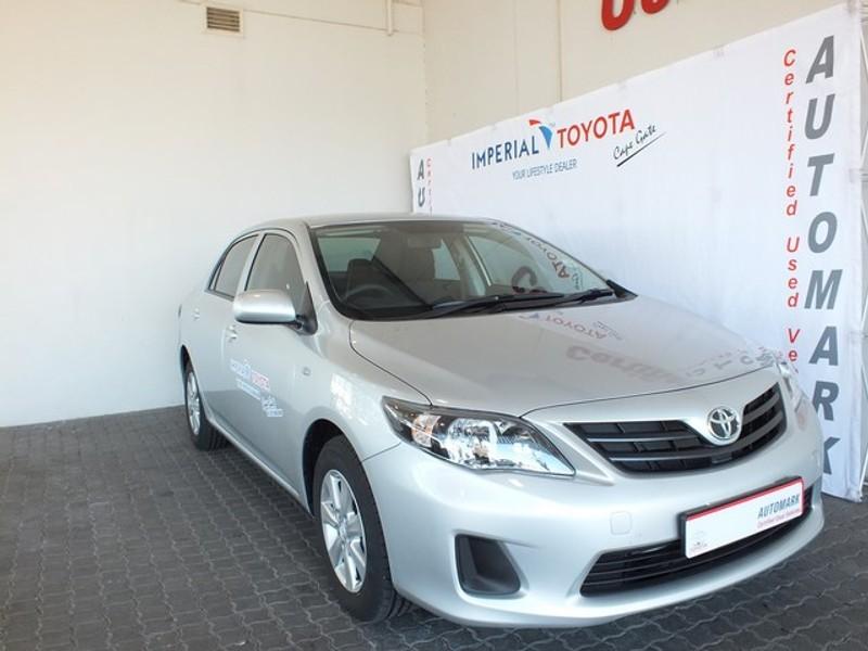 2020 Toyota Corolla Quest 1.6 Auto Western Cape Brackenfell_0