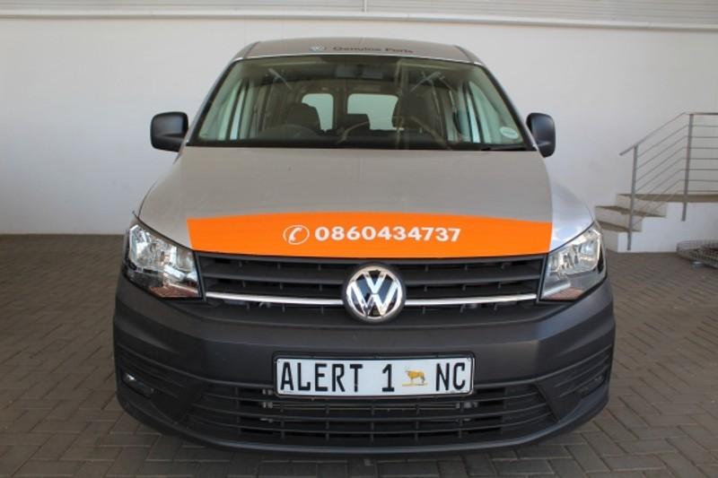 2020 Volkswagen Caddy MAXI Crewbus 2.0 TDi Northern Cape Kimberley_0