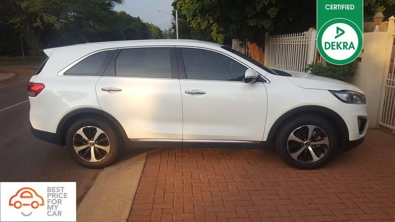 2016 Kia Sorento 2.2D Auto Gauteng Pretoria_0