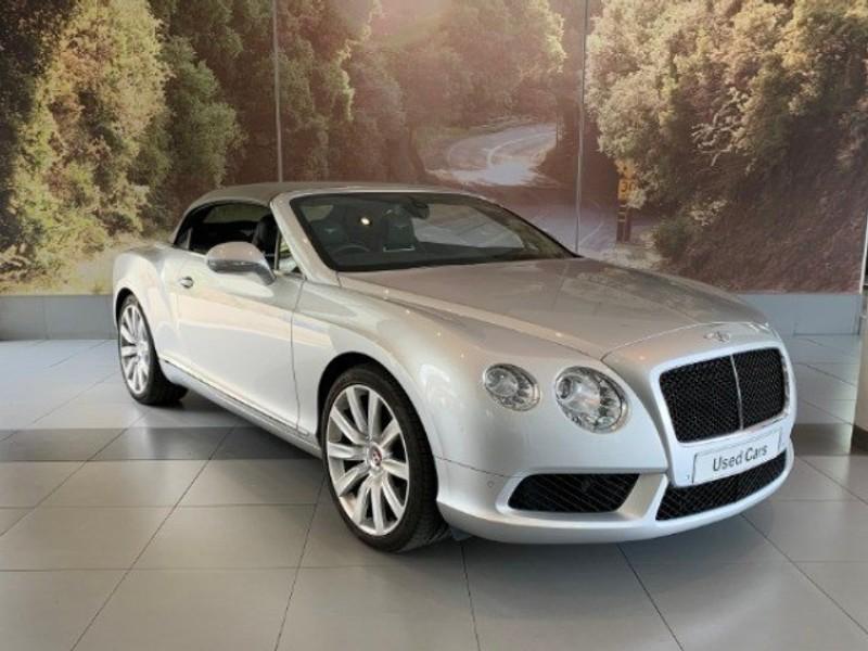 2014 Bentley Continental Gt Convertible  Gauteng Pretoria_0