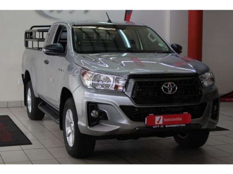 2020 Toyota Hilux 2.4 GD-6 RB SRX AT PU ECAB Mpumalanga Barberton_0