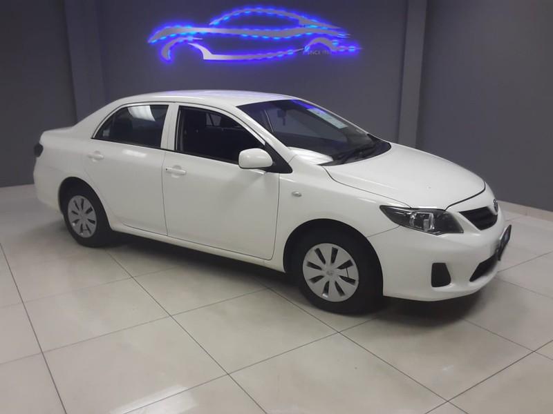 2017 Toyota Corolla Quest 1.6 Gauteng Vereeniging_0