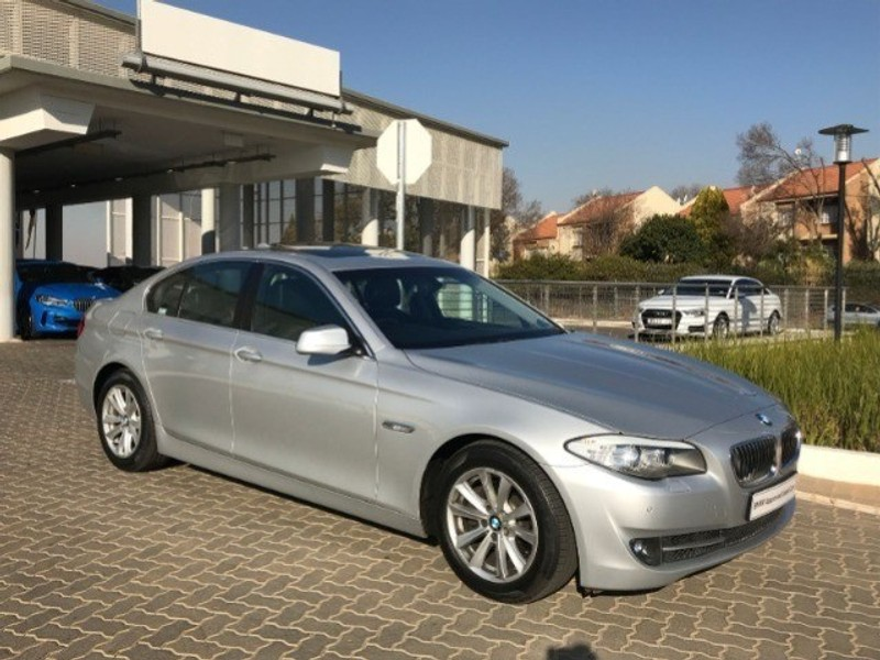 2013 BMW 5 Series 520i At f10  Gauteng Centurion_0