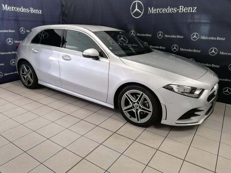 2018 Mercedes-Benz A-Class A 200 AMG Auto Western Cape Claremont_0