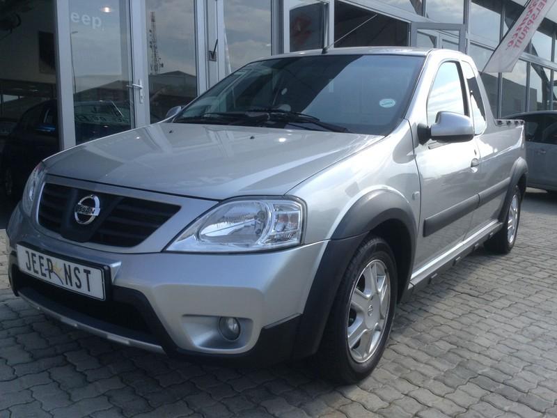 2014 Nissan NP200 1.5 Dci Se Pusc AC Mpumalanga Nelspruit_0