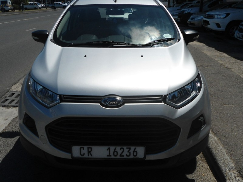 2016 Ford EcoSport 1.5TiVCT Ambiente Western Cape Bellville_0
