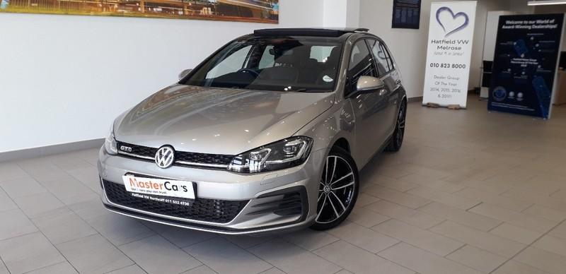 2019 Volkswagen Golf VII GTD 2.0 TDI DSG Gauteng Johannesburg_0