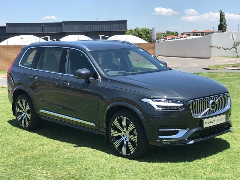 2020 Volvo XC90 D5 Inscription AWD Gauteng Johannesburg_0