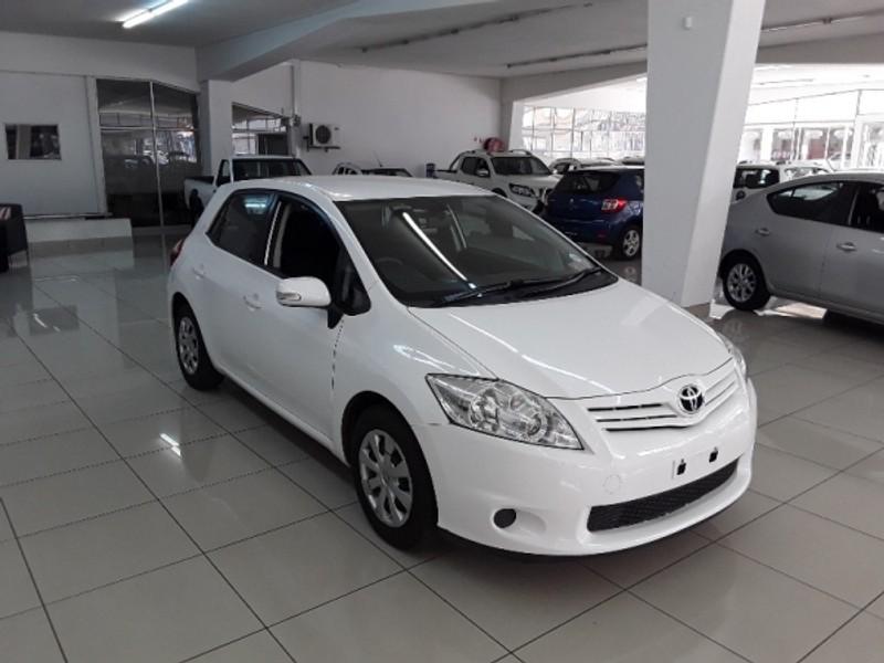 2011 Toyota Auris 1.6 Xi  Free State Bloemfontein_0