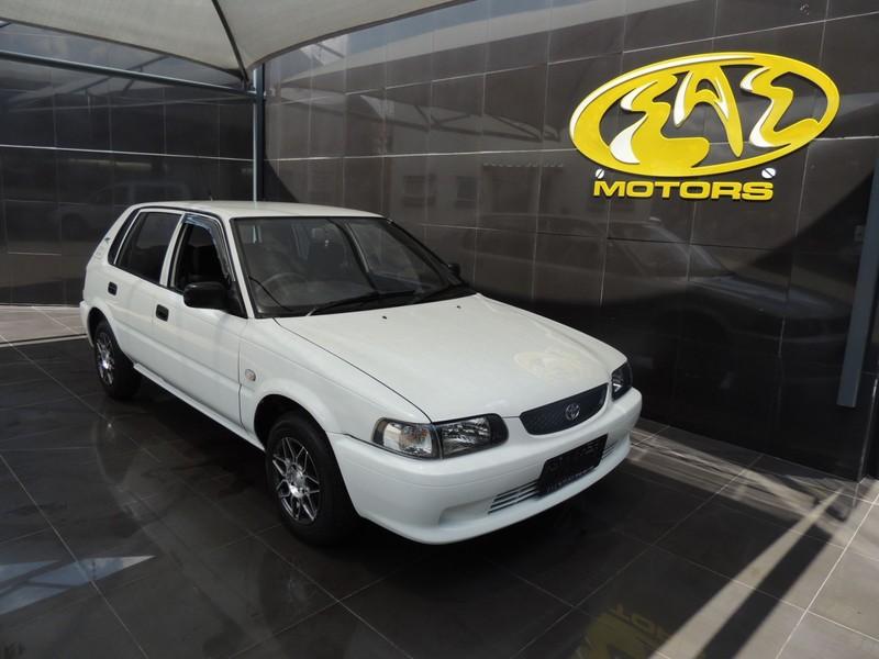 2004 Toyota Tazz 130  Gauteng Vereeniging_0