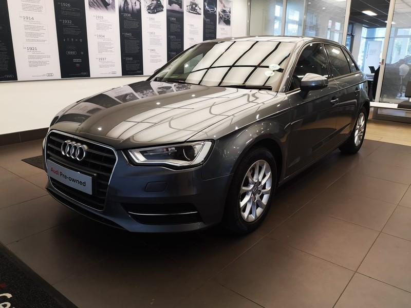 2016 Audi A3 Sportback 1.4T FSI Stronic Kwazulu Natal Durban_0