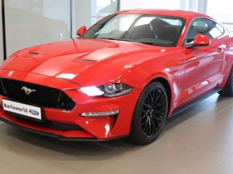2020 Ford Mustang 5.0 GT Auto Western Cape Tygervalley_0